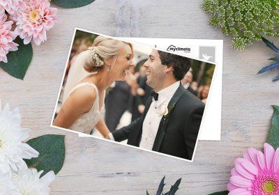 De 52 ansichtkaarten Bruiloft Spel
